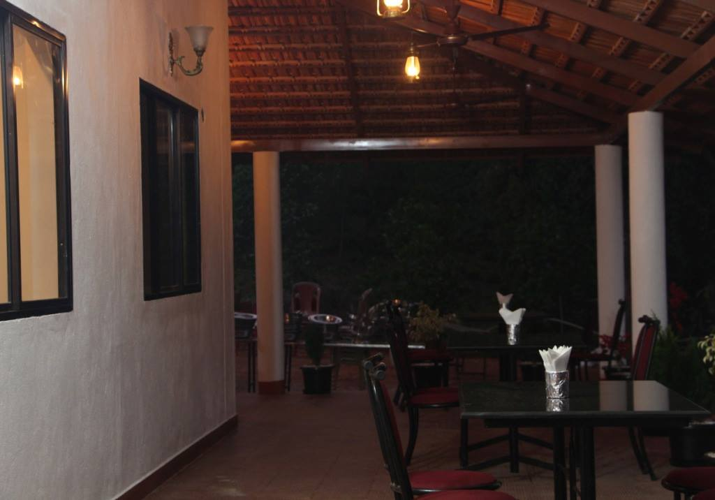 The puttur club restaurant